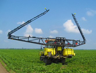 600Gallon 3Point Sprayers